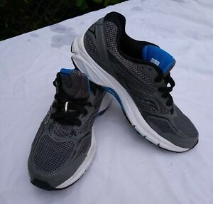 SAUCONY-COHESION-9-GRAY-BLUE-SNEAKERS-RUNNING-WALKING-SHOES-US-MENS-SZ-10