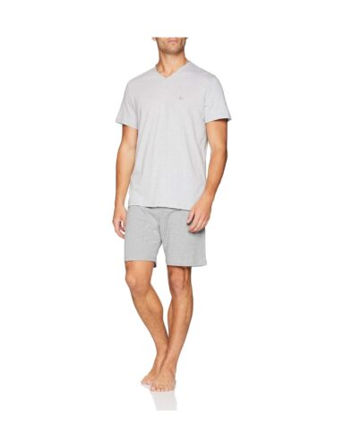 00zu Short S grigio Sleepwear Hom's Set Walker Grigio pigiama 50p8wxZqw
