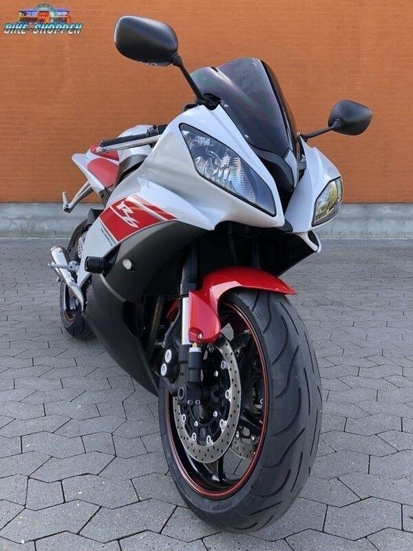 Yamaha, YZF-R6 art., ccm 600