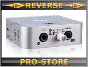 Amical Icon Cube Mini 2x2 Usb Audio Interface Preamp Studio Audio Interface-afficher Le Titre D'origine Pratique Pour Cuire