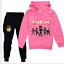 UK KIDS ROBLOX Boys Girls Long Sleeve Casual Hoodies Tracksuits Tops+Pants 2-14Y