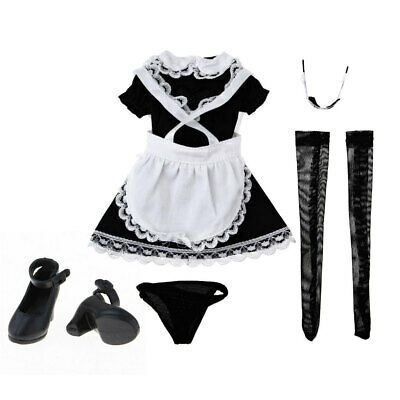 TTL CY CG Girl Enterbay 12 1//6 Scale Womens Maid Clothing Kit for
