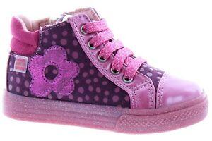 Agatha-Ruiz-de-la-Prada-scarpe-ragazza-s-STIVALI-CAVIGLIA-Hi-Top