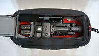 Pro Mf3 Camcorder Bag For Panasonic Px270 Hpx255 P2 Af100a Ac90 Ag 3da1 Case
