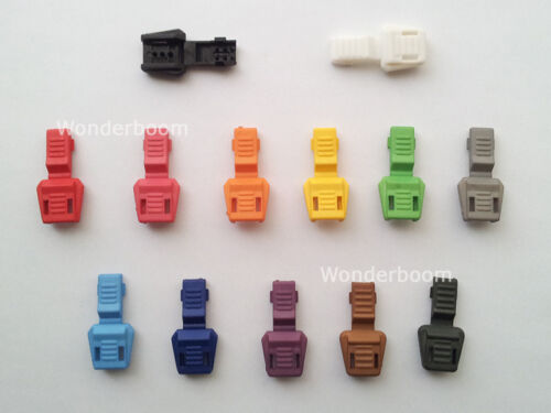 Zipper Pull Cordlocks//Cord Ends //Cord Stopper for Paracord