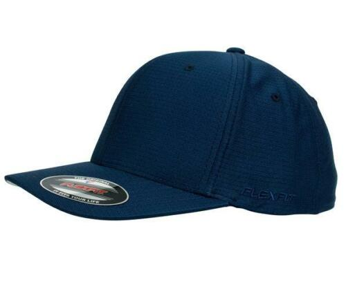 FLEXFIT Cool and Dry Cap Mesh Polyester Black Navy White
