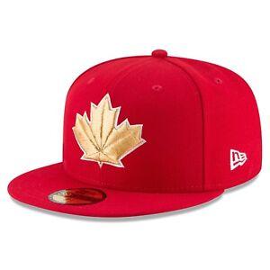 2018 New Era Toronto Blue Jays 59fifty 7 1 8 Cap Hat Stars Stripes ... 5b439fefef9e
