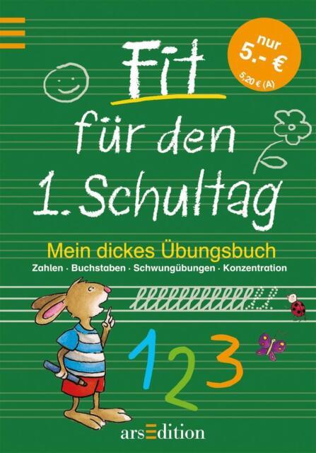 Fit für den 1. Schultag von Katja Kiefer und Petra Theissen (2013, Taschenbuch)