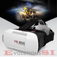 VRBOX 3D GAFAS DE REALIDAD VIRTUAL UNIVERSAL PARA TODOS LOS MOVILES ENVIO 24-48H