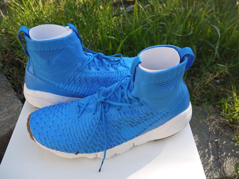 Nike Air Footscape Magista SP Photo Bleu Taille 9.5