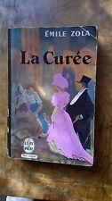 La Curée by Émile Zola, French Paperback, Le Livre de Poche 1966