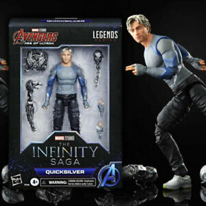 Quicksilver Infinity Saga Marvel Legends Avengers Age Of Ultron