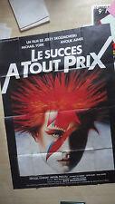 AFFICHE CINEMA 160 x 120 CM LE SUCCES A TOUT PRIX MICHAEL YORK ANOUK AIMEE