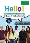 PONS Hallo! Grammatiktraining für Deutsch als Zweitsprache (2016, Taschenbuch)