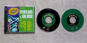 CD-AUDIO-MUSIQUE-PLAY-BACKS-VOL-285-034-RYTHM-039-N-BLUES-amp-SOUL-MUSIC-1-034-15T-2-X-CD
