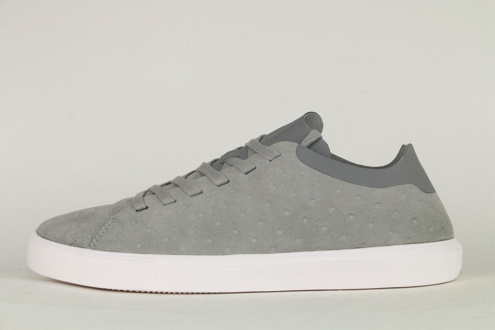 Native Monaco Low Pigeon Grey/Shell White - Sneaker - Herren - grau +NEU+
