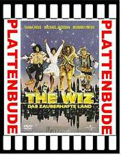 MICHAEL JACKSON & DIANA ROSS in THE WIZ das zauberhafte Land * DVD * NEU/OVP