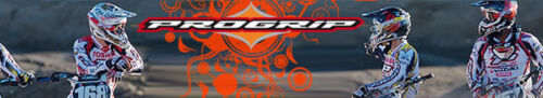ProGrip Black Grips 794K suit KTM 65SX 85SX 125EGS 125EXC 125SX 144SX 150SX etc