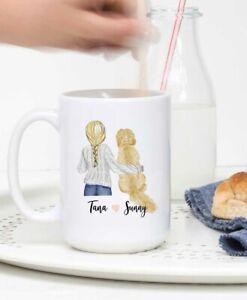 Doodle Mom Coffee Mug Golden Doodle Lover Gift For Christmas Cute Coffee Mug Dog