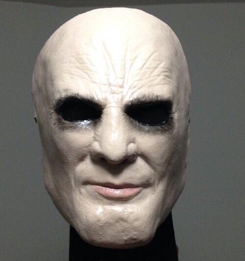 Tuffie Skin Face mask Prop Tough Guy Halloween jason freddy Creepy Purge