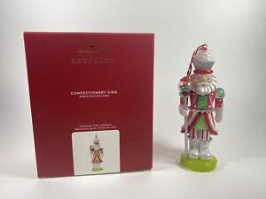 Hallmark Confectionery King Noble Nutcracker #2 Keepsake Xmas Ornament NIB 2020