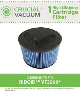 Filters amp Accessories  RIDGID Tools