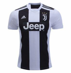 Planta impactante Doctrina  NWT Juventus Adidas Climachill 18/19 Home Soccer Jersey Jeep Men's ...