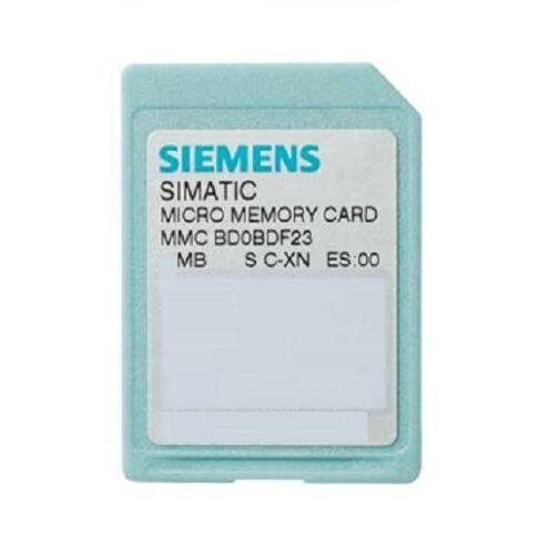 1 Stk Micro Memory Card  Siemens 6ES7953-8LF31-0AA0  ////  MMC 64K
