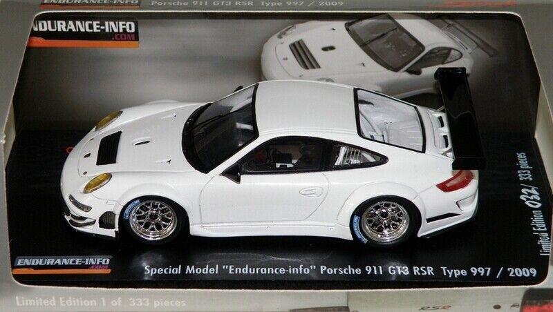 Porsche 911 997 GT3 RSR 2009 SPARK KAN009  1 43