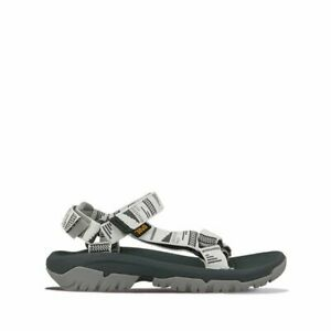 TEVA W HURRICANE XLT2 SANDALO DONNA SANDALS OUTDOOR TREKKING MARE White black