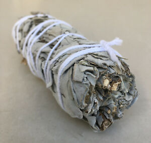1-White-Sage-Smudge-Stick-4-034-to-5-034-Wands-House-Cleansing-Negativity