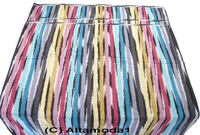 MISSONI HOME ASCIUGAMANO BAGNO BUSTA LOGO BATH TOWEL PACKAGE 70x115cm JEFF 170