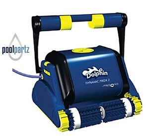 Dolphin Prox 2 Pro X2 Commercial Robotic Pool Cleaner