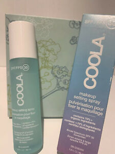 NEW-COOLA-Makeup-Setting-Spray-SPF-30-FULL-SIZE-1-5-fl-EXP-04-21-RETAILS-36