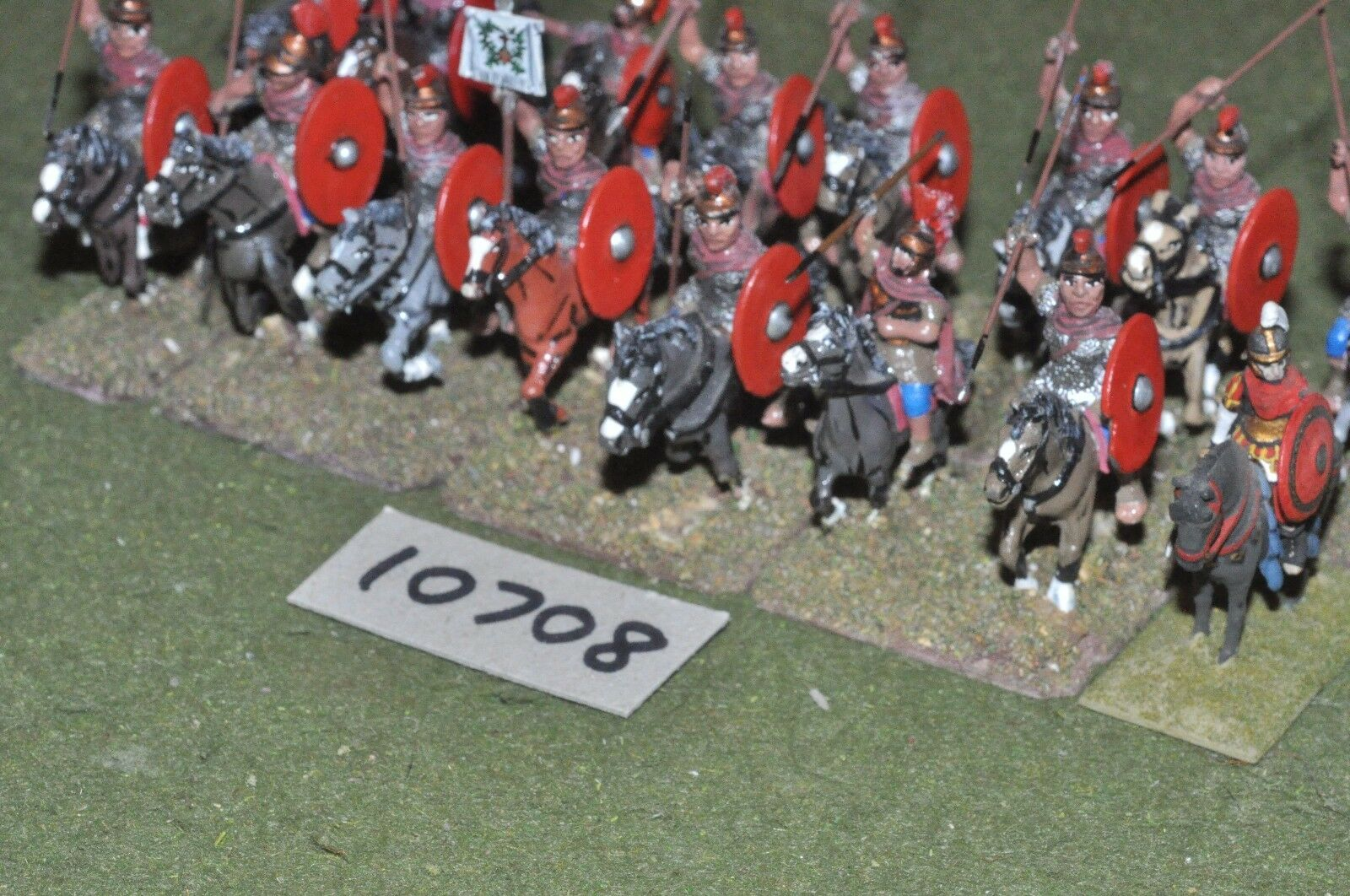 25mm roman era   roman - cavalry 16 cavalry - cav (10708)