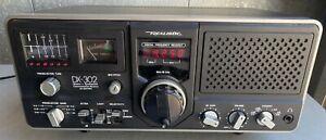 Working-Clean-Realistic-DX-302-HF-Shortwave-Receiver-Radio-Shack