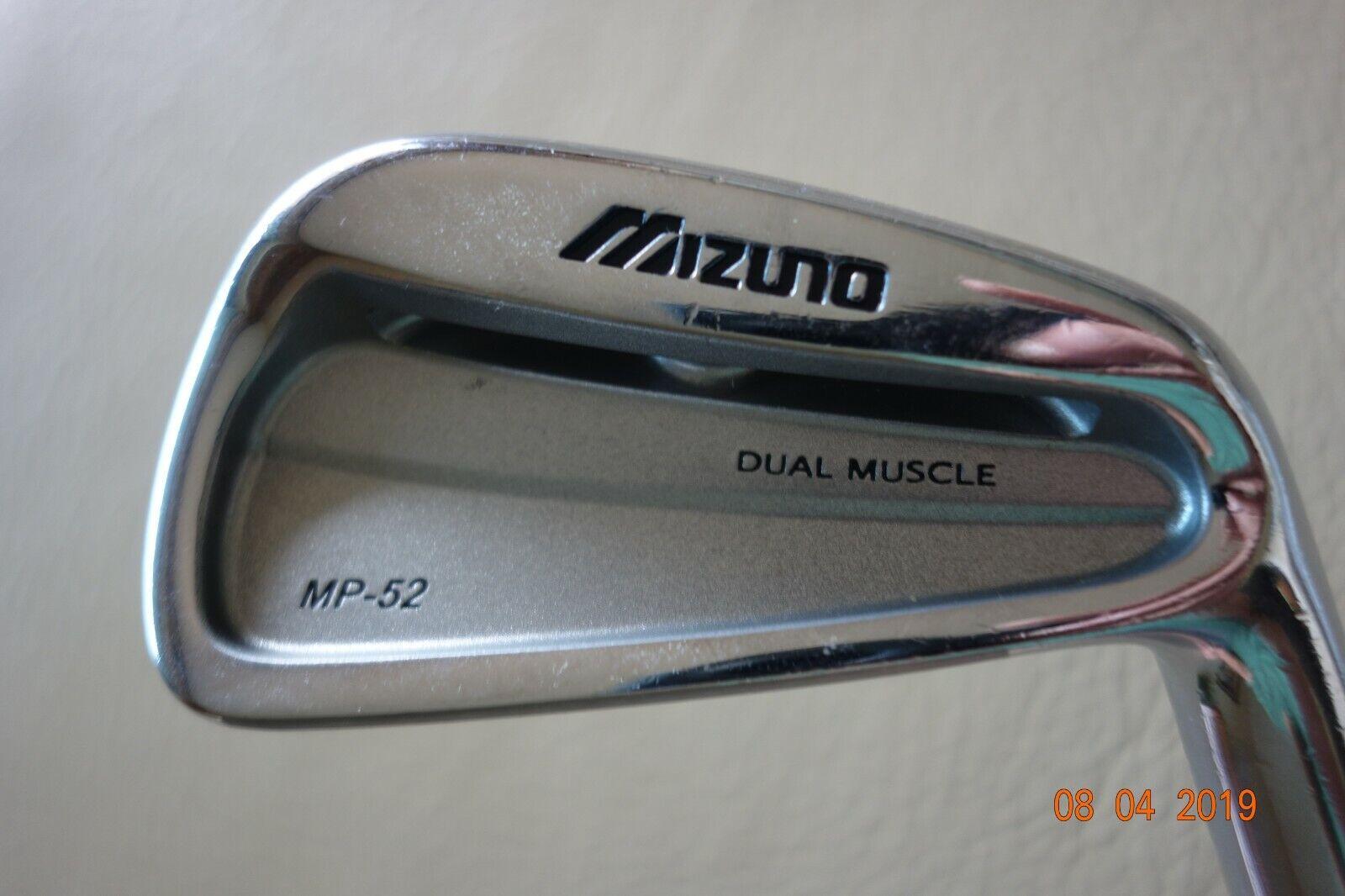 Mizuno MP-52 hierros forjados 5-PW  doble muscular-Nippon NS. Pro 1050GH ejes + Cuña  nuevo listado