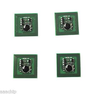 5 Toner Chips for Xero 700 770 C75 J75 Digital Color Press 006R01383 ~ 006R01386