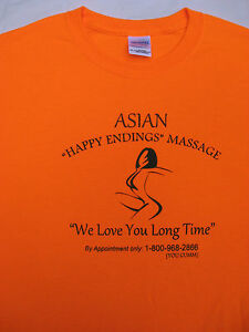 happy ending massage new brunswick Orange