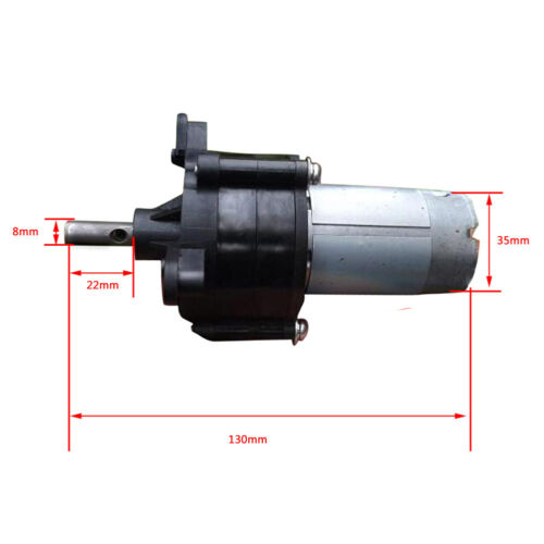 Wind DC Generator Hand Dynamo Hydraulic Test 5v//6v//12v//24v 1500mA 20W Motor Hot