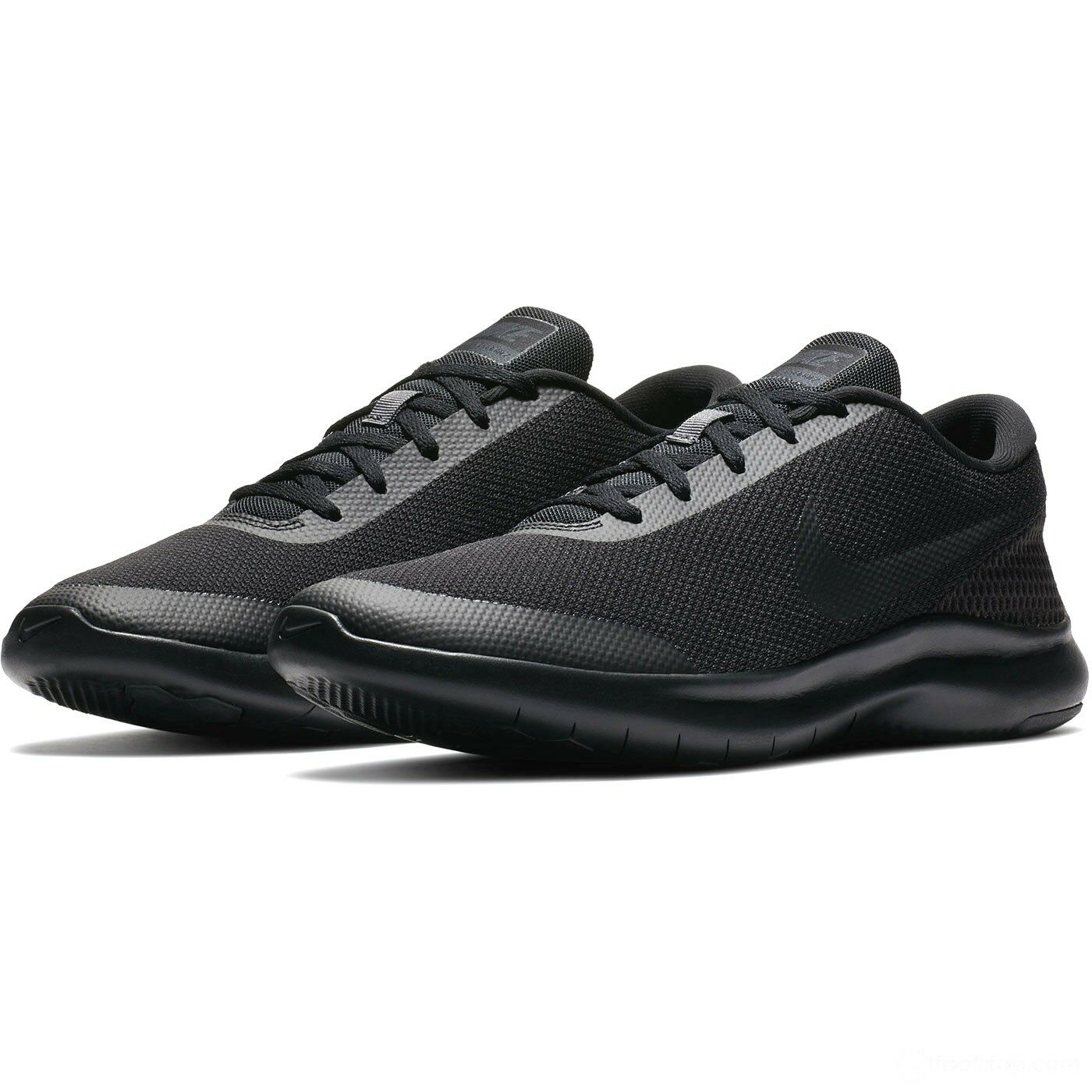 Nike Flex Experience RN 7 VII Run Black Anthracite Men Running Shoes 908985-002 New shoes for men and women, limited time discount