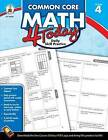 Common Core Math 4 Today, Grade 4: Daily Skill Practice by Erin McCarthy (Paperback / softback, 2013)