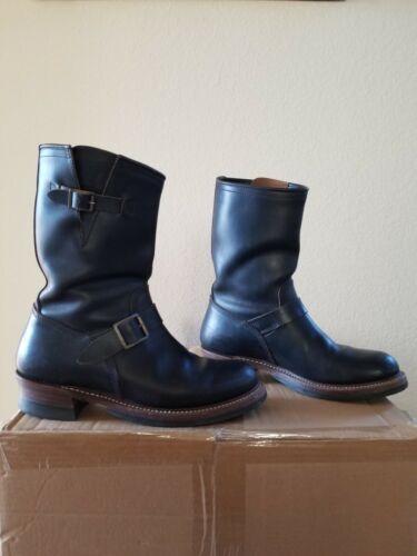 John Lofgren Engineer Boots Size 10