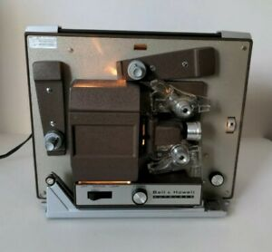 *New* Vintage Bell & Howell 356A Auto Load Super 8mm Film Movie Projector Works
