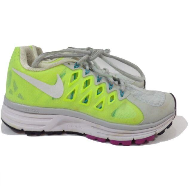 bcdb7a5de9ad Buy WMNS Nike Zoom Vomero 9 Grey Volt Womens Cushion Running Shoes ...