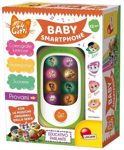 Lisciani Giochi 44 Gatti Baby Smartphone Led