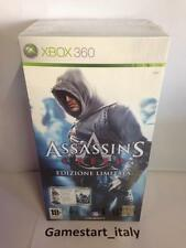 ASSASSIN'S CREED LIMITED COLLECTOR'S EDITION + PREORDER - XBOX 360 - NUOVA NEW