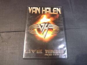 DVD-Concierto-Varios-Van-Halen