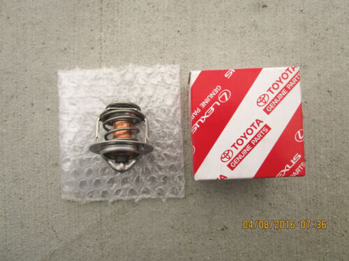 92-97 TOYOTA COROLLA LE DX DLX 1.6L 1.8L V4 4 CYL ENGINE COOLANT THERMOSTAT NEW
