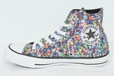 Neu All Star Damen Converse Chucks Hi Can Multi White High Top Sneaker 542476c